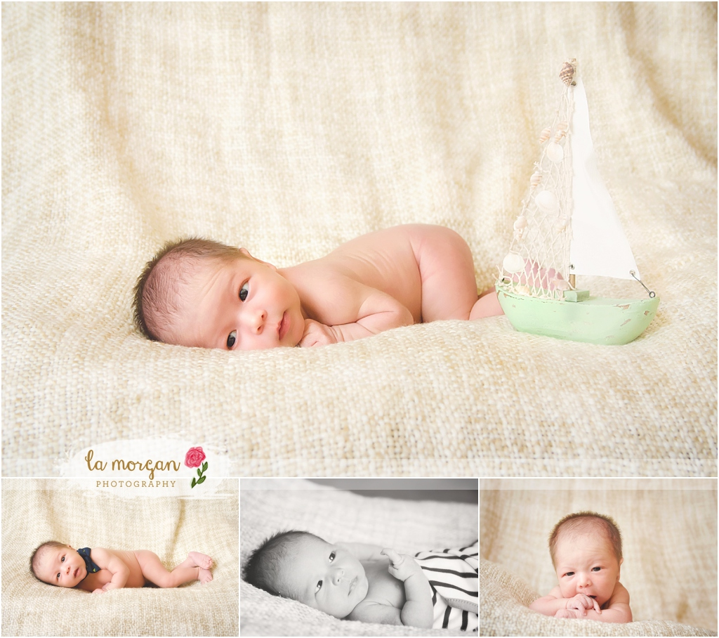 Luera Newborn | la morgan photography | el paso photographer