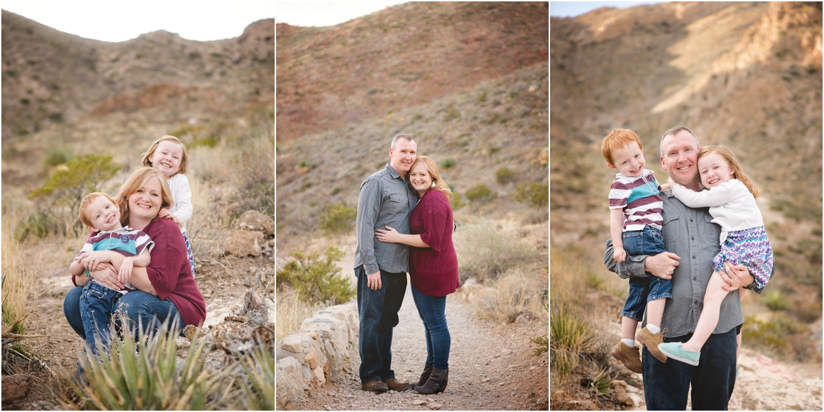 Pregnancy Announcement la morgan photography el paso photographer
